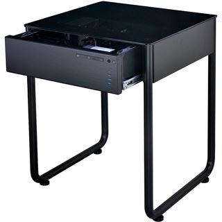 Lian Li DK-Q1H Tischgehäuse schwarz