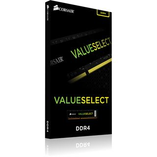 8GB Corsair ValueSelect DDR4-2133 DIMM CL15 Single