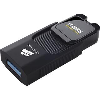 64 GB Corsair Voyager Slider X1 schwarz USB 3.0