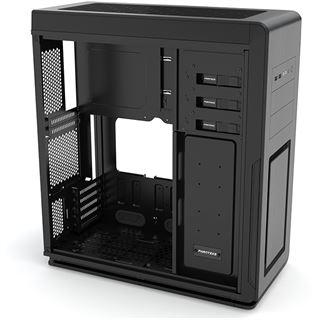 Phanteks Enthoo Mini XL mit Sichtfenster Mini Tower ohne Netzteil schwarz