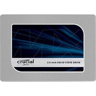 "500GB Crucial MX200 2.5"" (6.4cm) SATA 6Gb/s MLC (CT500MX200SSD1)"