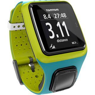 Tomtom Sport Runner Watch Limited blau/grün