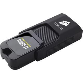 16 GB Corsair Flash Voyager Slider X1 schwarz USB 3.0