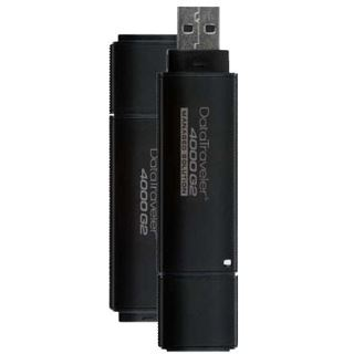 32 GB Kingston DataTraveler 4000 schwarz USB 2.0