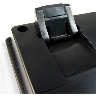 KeySonic ACK-595U USB Deutsch schwarz (kabelgebunden)