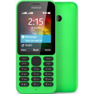 Nokia 215 Dual Sim grün