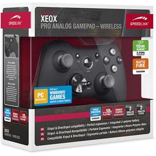 Speedlink XEOX Pro Wireless USB schwarz PC