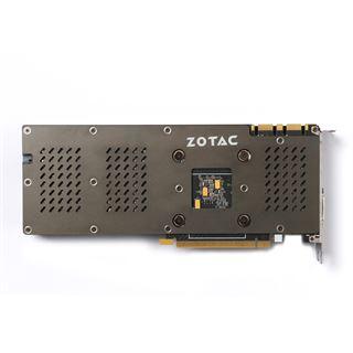 4GB ZOTAC GeForce GTX 980 OC Aktiv PCIe 3.0 x16 (Retail)