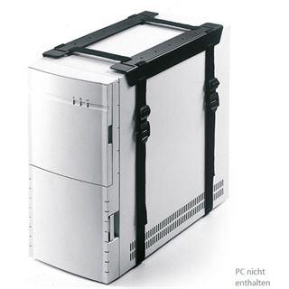 NewStar PC-Halterung 1PC H: 3-60cm B: 8-70cm Max.20KG CPU-D025BLACK