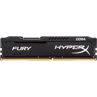 32GB HyperX FURY schwarz DDR4-2666 DIMM CL15 Quad Kit