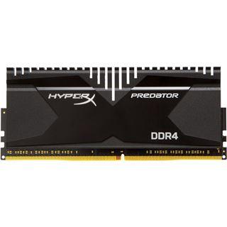 32GB HyperX Predator DDR4-2400 DIMM CL12 Quad Kit