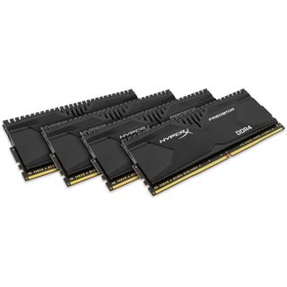 32GB HyperX Predator DDR4-2800 DIMM CL14 Quad Kit