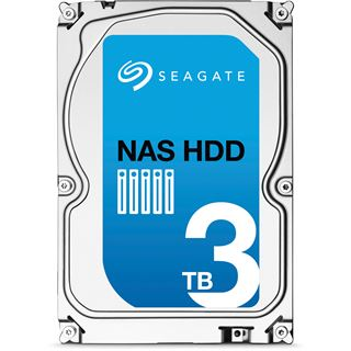 "3000GB Seagate Business Storage Expansion Pack STDM3000400 64MB 3.5"" (8.9cm) SATA 6Gb/s"
