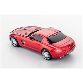 Pawas Trading GmbH Click Car Mercedes SLS AMG USB rot (kabellos)