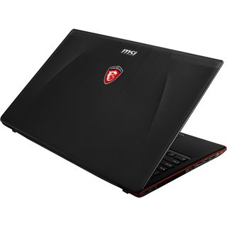 "Notebook 15.6"" (39,62cm) MSI GE60-2PEi781BW i74720HQ/8GB/1TB/GTX860M/W8.1"