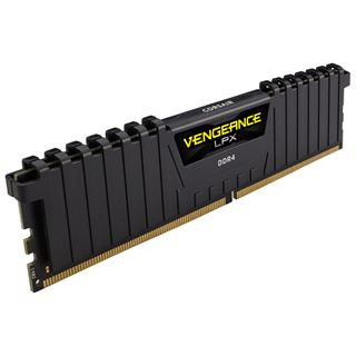 32GB Corsair Vengeance LPX schwarz DDR4-2133 DIMM CL15 Quad Kit