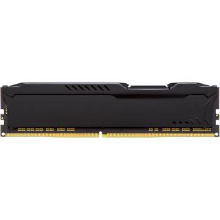 8GB HyperX FURY schwarz Dual Rank DDR4-2133 DIMM CL14 Single