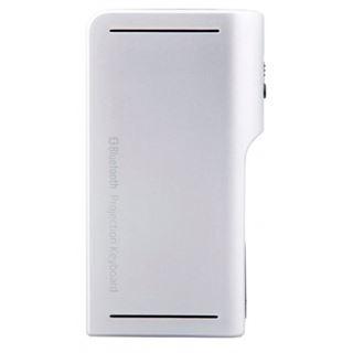 R-GO Tools Epic Lasertatstatur Bluetooth Englisch schwarz/silber (kabellos)