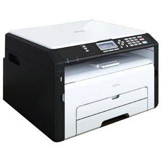 Ricoh SP 211SU S/W Laser Drucken/Scannen/Kopieren USB 2.0