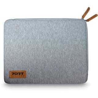 "Port Notebook Schutzhülle Torino 39,6cm (15,6"") grau"