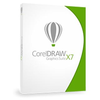 Corel DRAW Graphics Suite X7 int. Win EDU