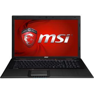 """Notebook 17.3"""" (43,94cm) MSI GP70-2QFI781"""