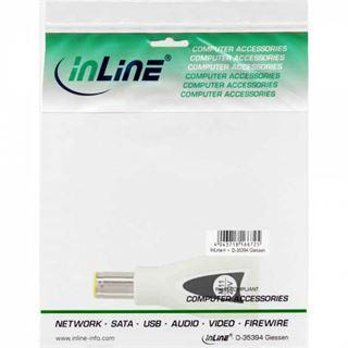 InLine Wechselstecker M11 20V, für IBM, LENOVO, 7,9x5,4mm für Universal Netzteil, 90W/120W, weiß