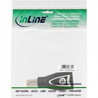 InLine Wechselstecker M11 20V, für IBM, LENOVO, 7,9x5,4mm für Universal Netzteil, 90W/120W, schwarz