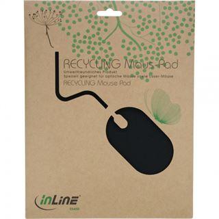 InLine 55450 230 mm x 190 mm schwarz