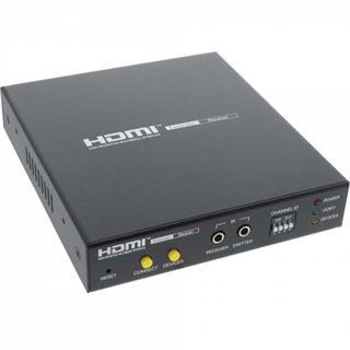 InLine HDMI Smart Matrix / Videowand System, Empfangseinheit, FullHD, max. 100m