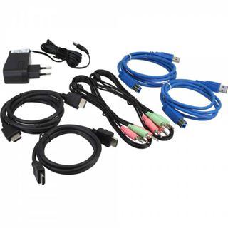 InLine 62622I 2-fach HDMI-KVM-Switch