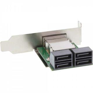 InLine Slotblech für SAS (SFF-8088) (27653A)