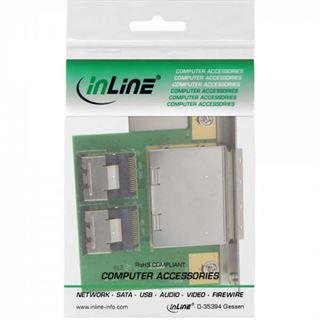 InLine Konverter für SFF-8087 (27650E)
