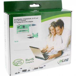 InLine 76616K 2 Port PCIe retail