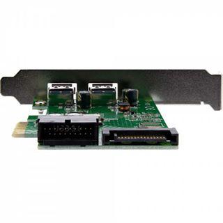 InLine 76666D 3 Port PCIe inkl. Low Profile Slotblech / Low Profile retail