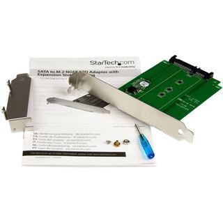 Startech Adapter für M.2 zu SATA (S32M2NGFFPEX)
