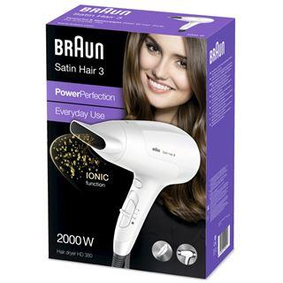 Braun SatinHair3 HD 380 ws