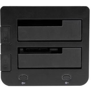 """Startech HDD Dock für 2x 2.5"""" oder 3.5"""" Festplatten (UNIDOCKU33)"""