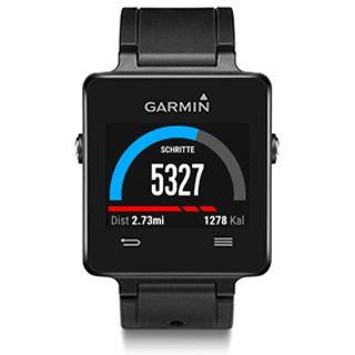 Garmin vivoactive Sport GPS-Smartwatch schwarz