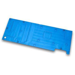 EK Water Blocks EK-FC Titan X Backplate - blau