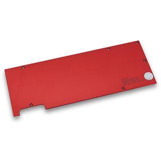 EK Water Blocks EK-FC rot Backplate für GeForce Titan X (3831109830628 )