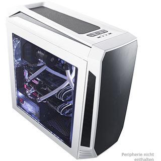 BitFenix Aegis Core mit Sichtfenster Mini Tower ohne Netzteil weiss/schwarz