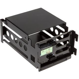 Lian Li EX-H24X 2x SATA Hot-Swap Modul schwarz