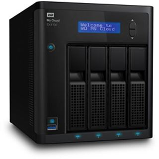 WD My Cloud EX4100 16 TB (4x 4000GB)