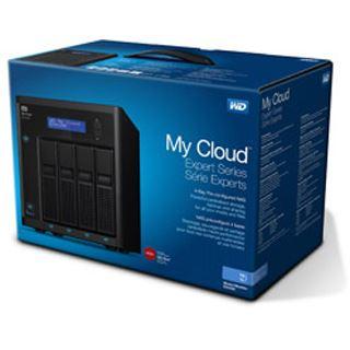 WD My Cloud EX4100 16 TB (4x 4000GB)