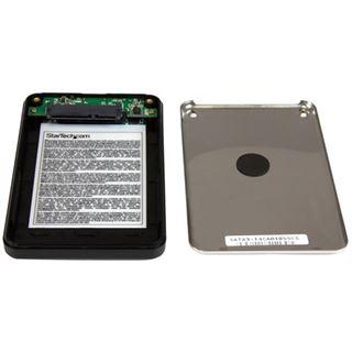 """Startech S2510BU33PW 2.5"""" (6,35cm) USB 3.0 schwarz"""