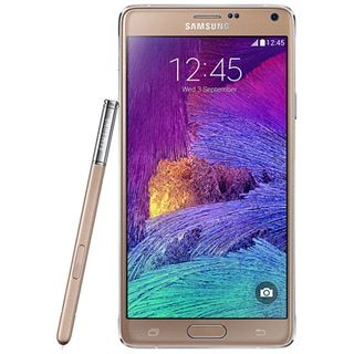 Samsung Galaxy Note 4 N910F 32 GB gold