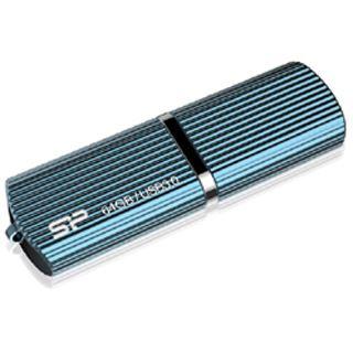 64 GB Silicon Power Marvel M50 blau USB 3.0