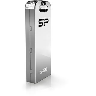32 GB Silicon Power Touch T03 silber USB 2.0