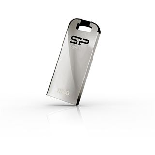 32 GB Silicon Power Jewel J10 silber USB 3.0